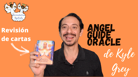 Video: The Angel Guide Oracle (Revisión de cartas)